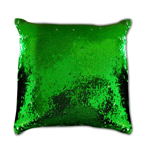 Magic Pillow In Green Colour