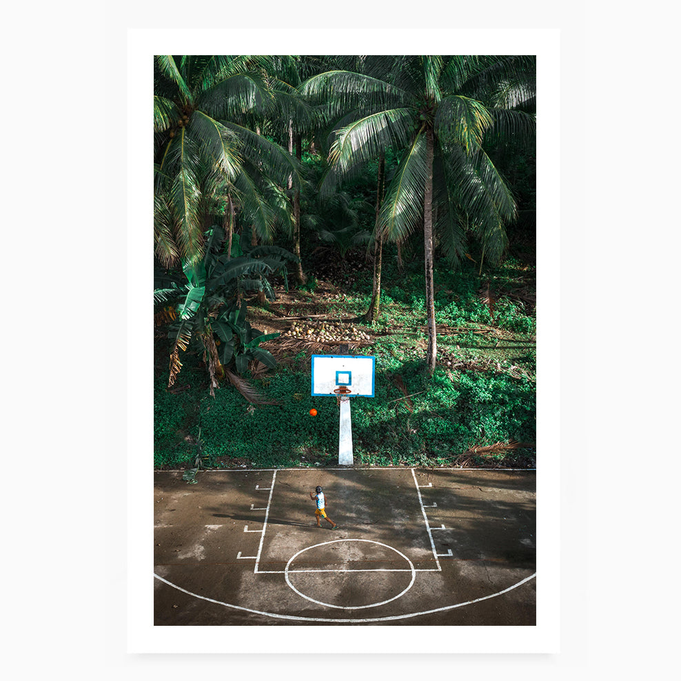 Filipino hoop dream