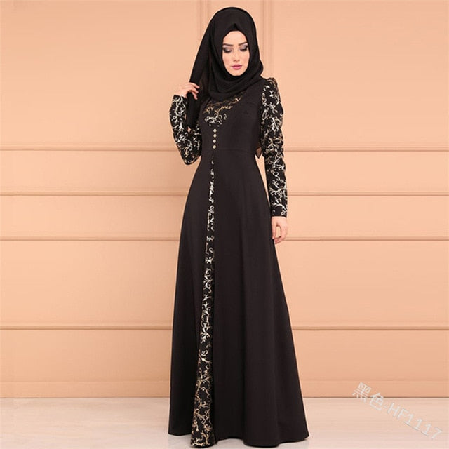 Turkish Kaftan Abaya