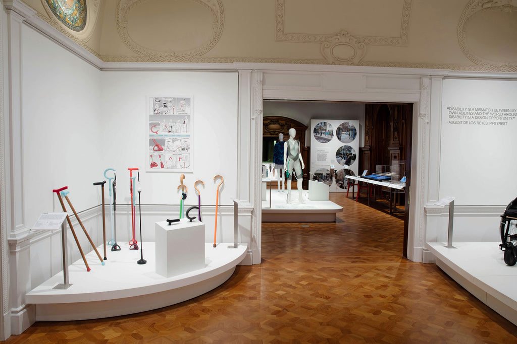 "Cooper Hewitt, Smithsonian Design Museum Showcases empowering products in ""Access + Ability"" exhibit"