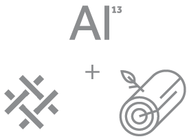 grey icons depicting aluminum, wood and composite materials