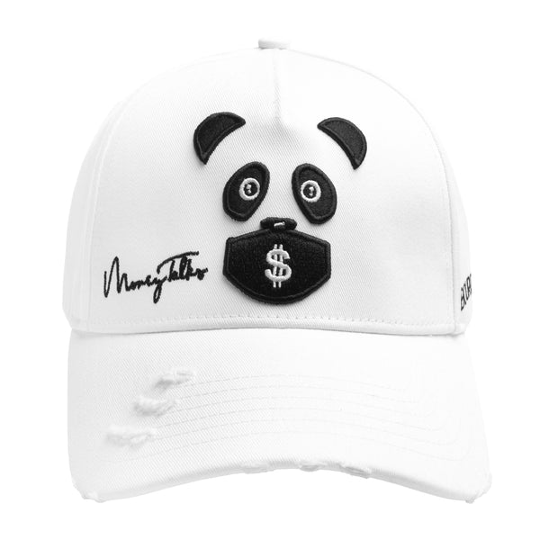 Money Talks CAP White