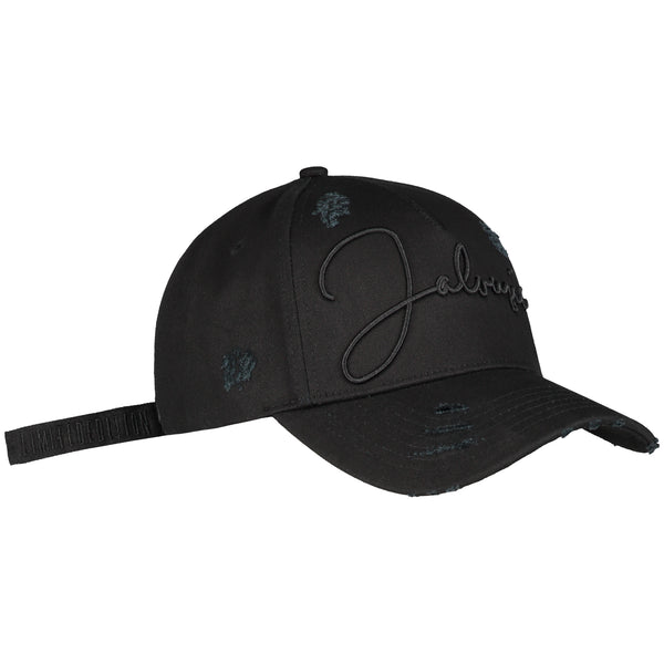 JALOUSIE CAP BLACK