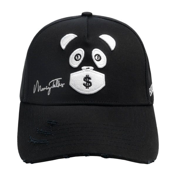 MONEY TALKS  CAP BLACK