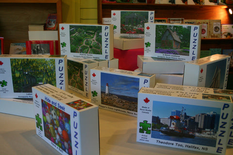 Historic Gardens Jigsaw Puzzle - 500 pc