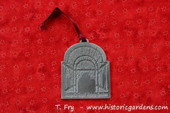 "Pewter Ornament ""Laburnum Arbour"""