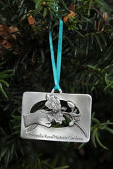 "Pewter Ornament ""The Universal Hand of Mankind"""