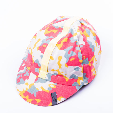 cycling cap | Ligero | summer camo | Lucky Basterds