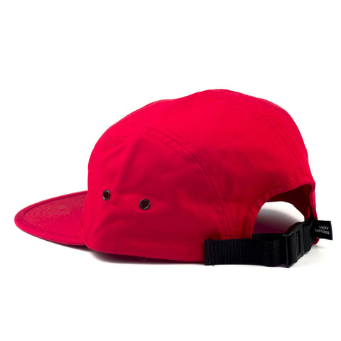 lateral 5-panel | red | Lucky Bastërds