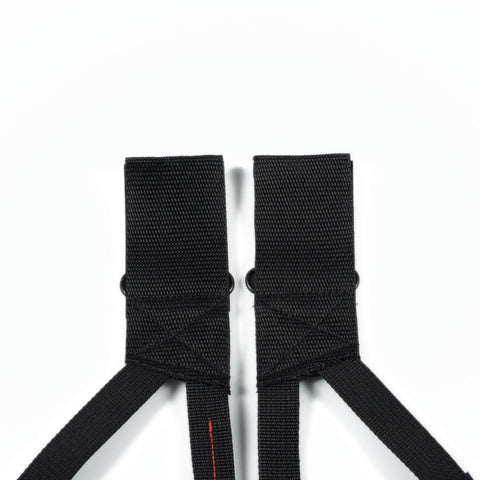 pedal straps Buckle part | black  | lucky basterds