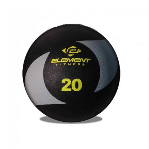 Element Fitness Commercial 20 lbs Medicine Ball