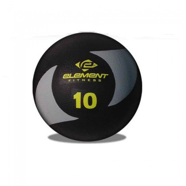 Element Fitness Commercial 10 lbs Medicine Ball