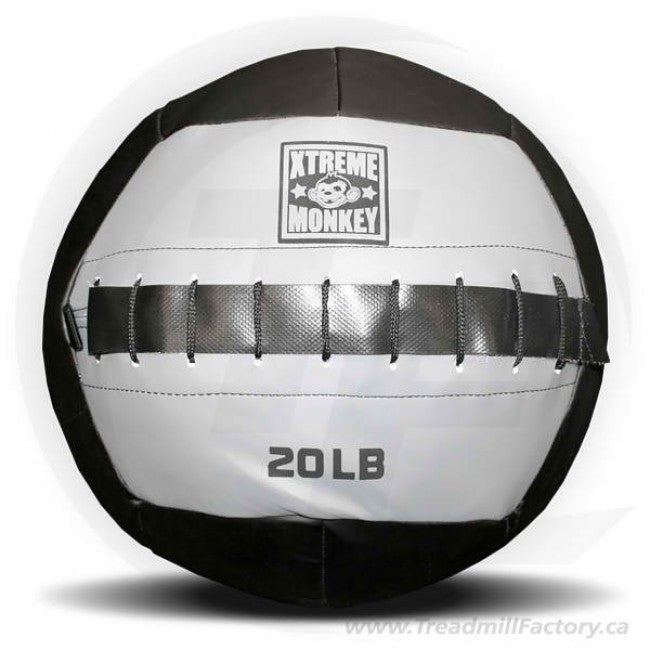 Xtreme Monkey 20lbs Wall Medicine Ball