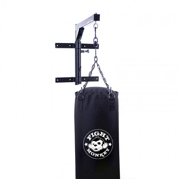 Fight Monkey Heavy bag Wall Mount