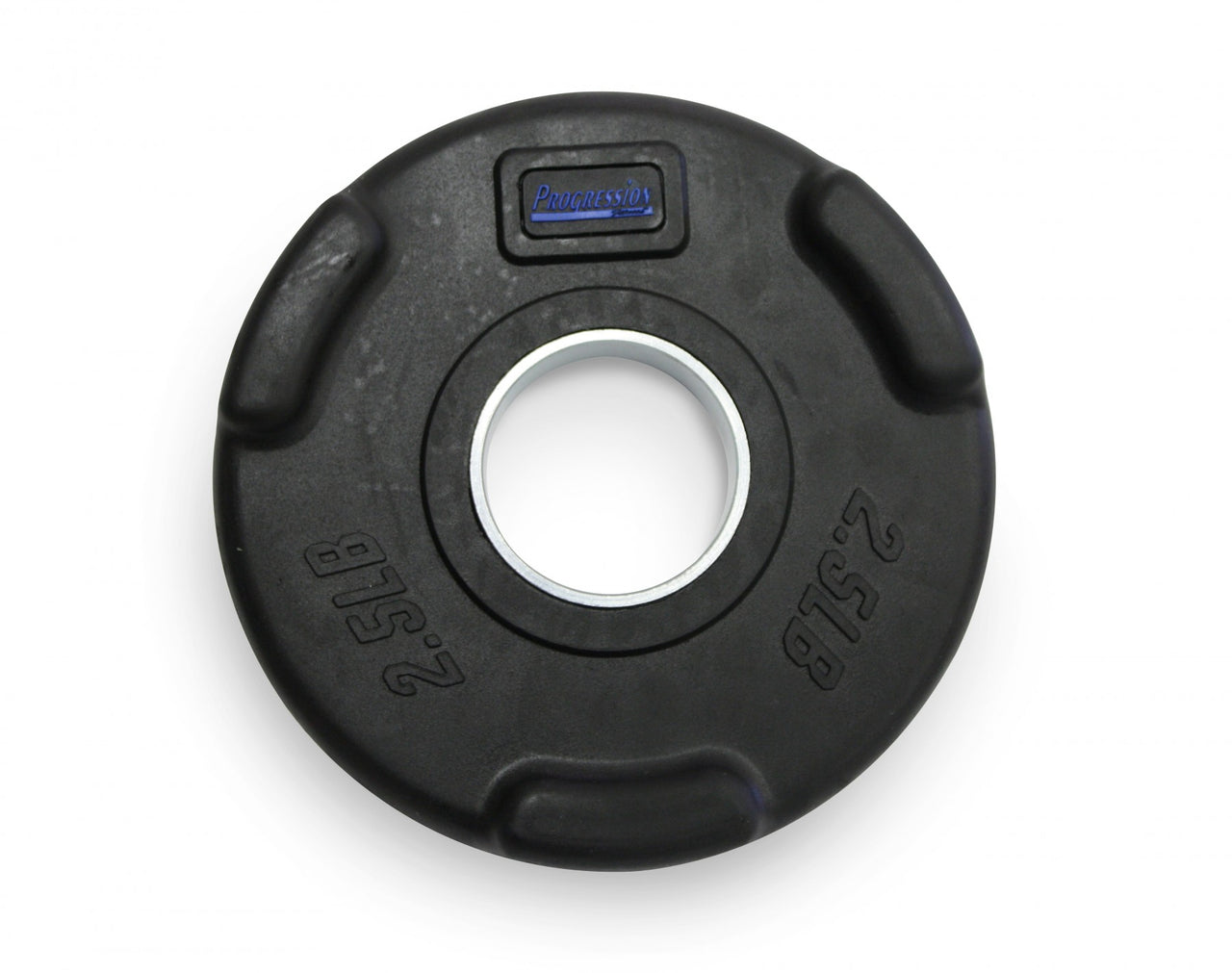 Progression Olympic Rubber Grip Plates
