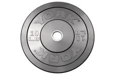 York Solid Rubber Training Bumper Plates