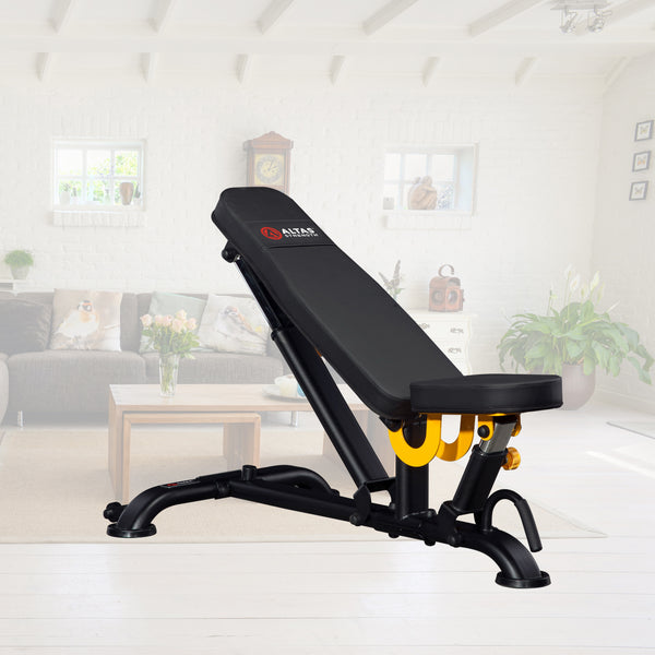 Altas Fitness Adjustable FID Bench AL-3039