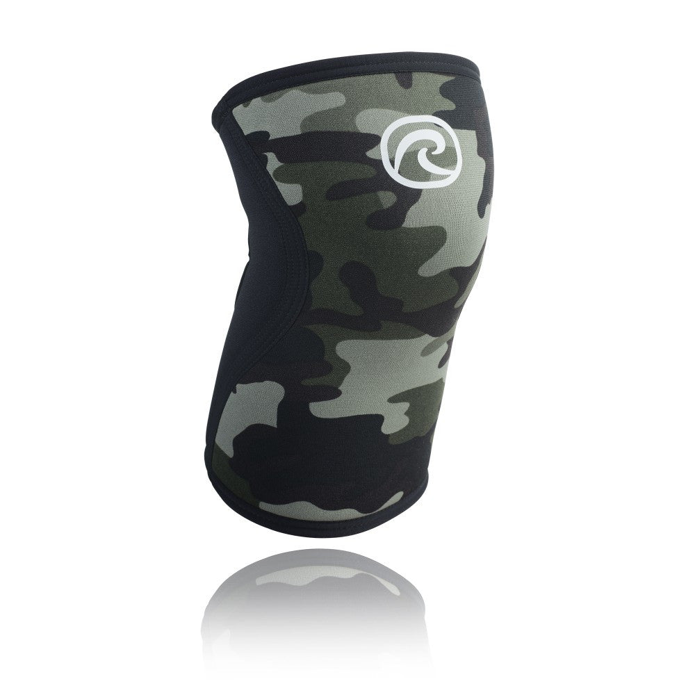 Rehband 7751 5mm Knee Support Rx - Camo