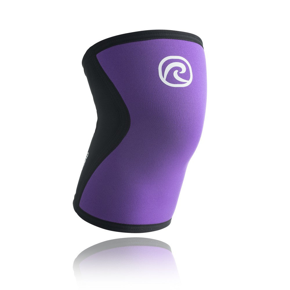 Rehband 7751 5mm Knee Support Rx - Purple