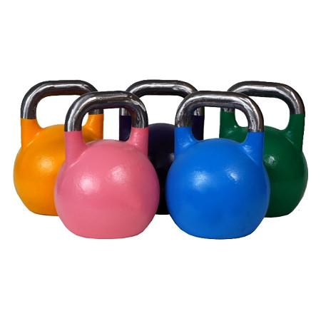 Bells of Steel (B.o.S.) Pro Grade Competition Kettlebells