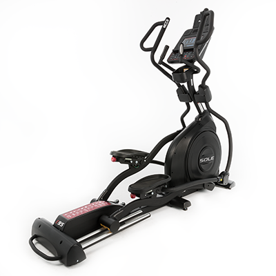 NEW!! Sole Fitness E95 Elliptical