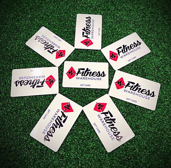 Fitness Warehouse Gift Cards