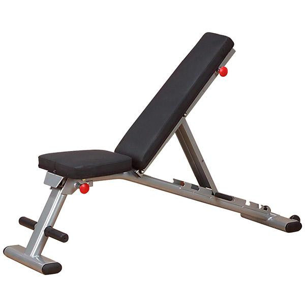 BODY-SOLID FOLDING F.I.D. BENCH