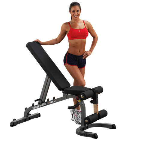 BODY-SOLID flat / incline / decline bench