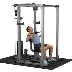 back squat rack solid europe products body power