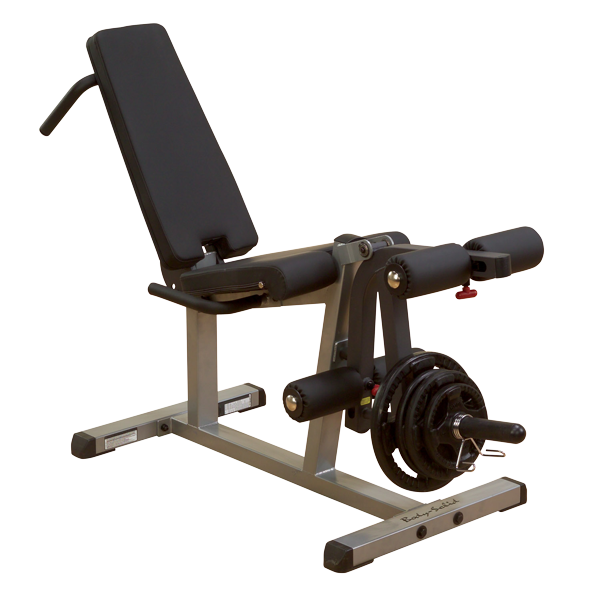 "Body Solid 2"" X 3"" Leg Curl/Extension"