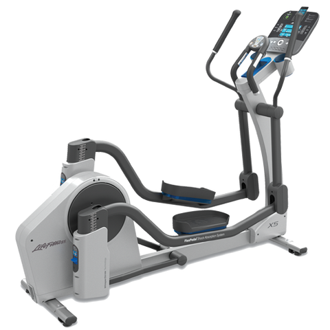 Life Fitness X5 Track Elliptical Cross-Trainer