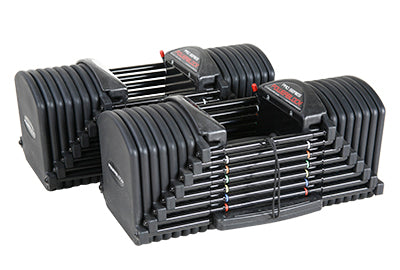 PowerBlock Pro EXP Stage II sets (50-70lbs and 70-90lbs)