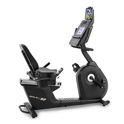 NEW!! Sole Fitness R92 Recumbent Bike