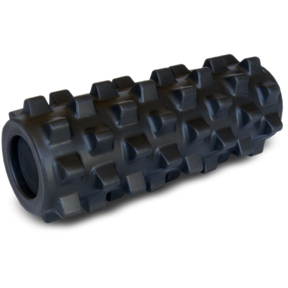 "Rumble Roller- Firm Black Mini (12"")"