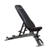 Body Solid pro clubline flat / incline / decline bench