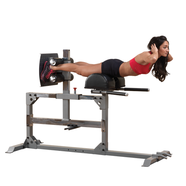 Body Solid Glute & Ham Machine