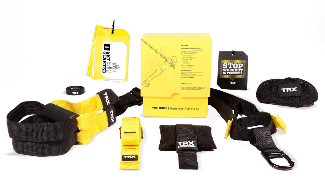 TRX Suspension Home Training System  (with door anchor)