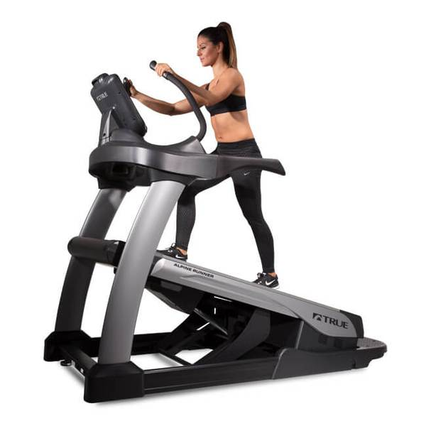 True Fitness Alpine Runner Incline Trainer
