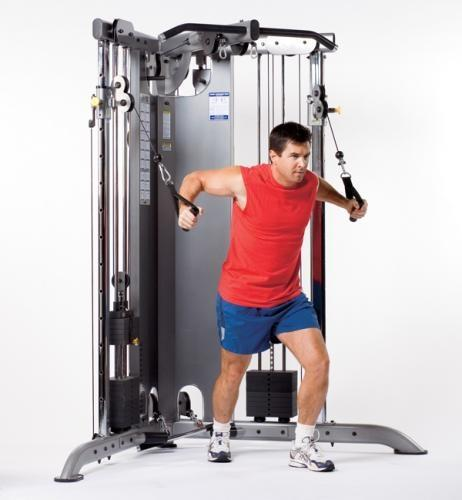 Tuff Stuff Evolution Corner Multi-Functional Trainer (CXT-200)