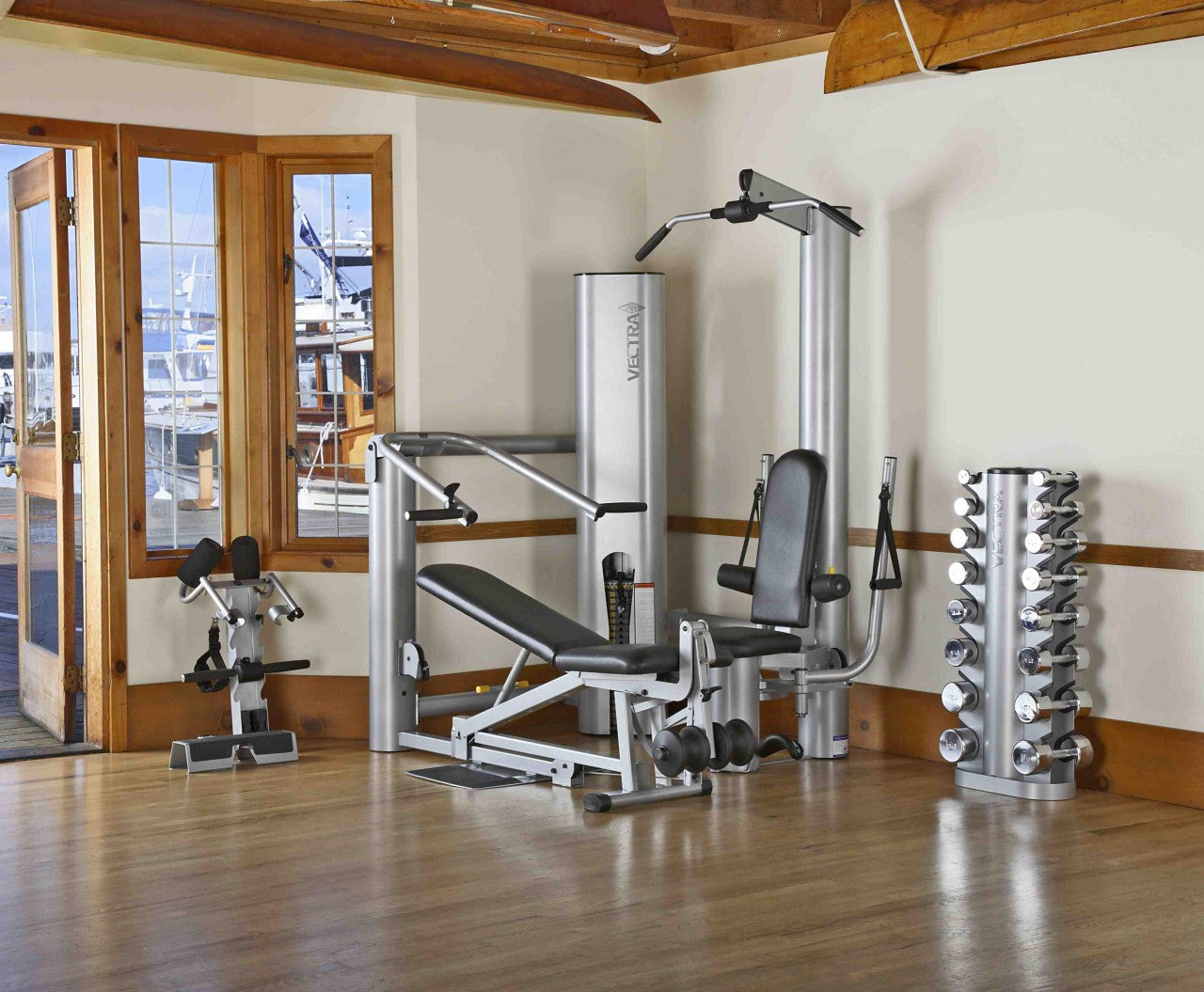 Vectra Fitness On-Line 1450 Home Gym