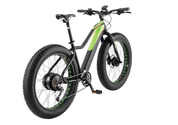 "Easy Motion E-Bike Big Bud Pro Medium (18"")"