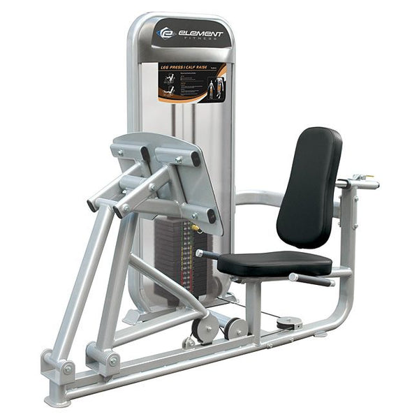Element Fitness CARBON DUAL 9010 Leg Press / Calf Raise