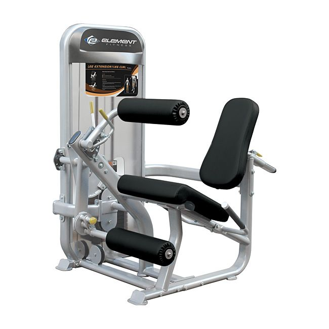 Element Fitness CARBON DUAL 9019 Leg Extension / Leg Curl