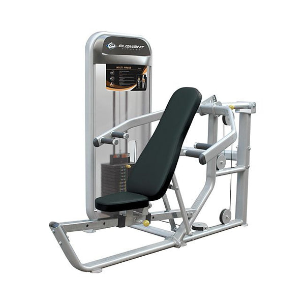 Element Fitness CARBON DUAL 9021 Multi Adjustable Press