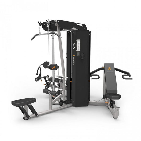 Element Fitness 3 Stack - 4 Station Gym