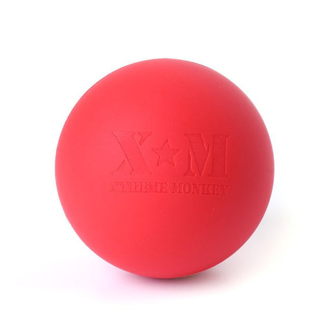 Xtreme Monkey Lacrosse Massage Ball - Red