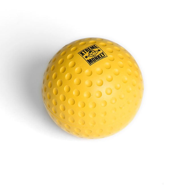 Xtreme Monkey Massage Ball - Yellow FIRM