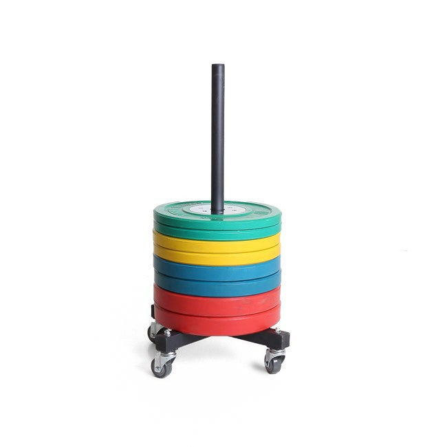 Xtreme Monkey Verticle Bumper Plate Storage