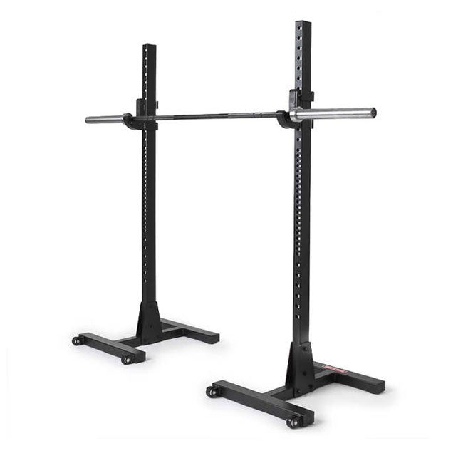 Xtreme Monkey Commercial H-Base Squat Stands