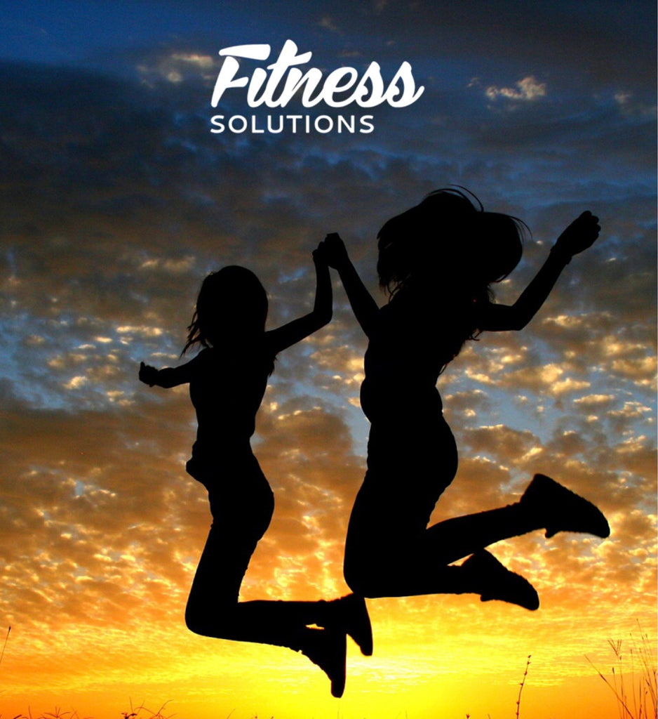 Spring In to Better Health With Fitness Solutions Trampolines in Saskatoon